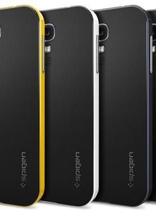 Чехол для Samsung Note Edge 3 4 5 8 HTC M8 Spigen Neo Hybrid S...