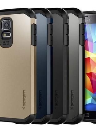 Чехол Spigen для Samsung S3 S4 S5 S6 Edge + S7 S8 s9 Note 3 4 5 8