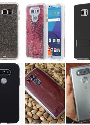 Чехол Casemate для Samsung S6 Edge S7 Note 5 8 LG G4 G5 G6 V10...