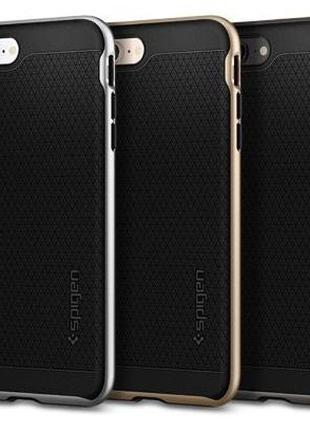 Чехол Spigen Neo Hybrid crystal для iPhone 6 6S 7 8 plus X XS ...