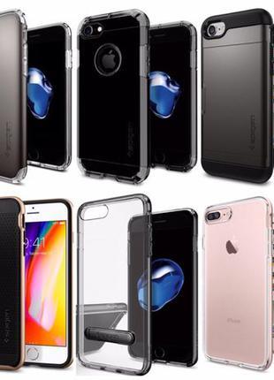 Чехол для iPhone 6 6S 7 8 Plus 8+ X XS Max Spigen Neo Hybrid C...