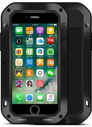 Чехол Love Mei для iPhone X XR 11 Pro Samsung S8 S9 Plus Note ...