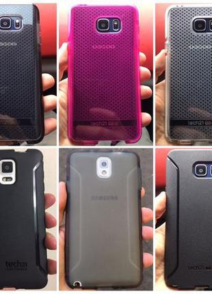 Чехол Tech21 Evo Chek для Samsung Note 3 4 5 8 s6 s8 plus lg g...
