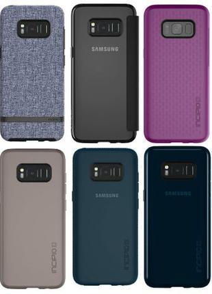 Чехол Incipio Dual Pro для Samsung S5 S6 S7 Edge S8 Plus Note ...