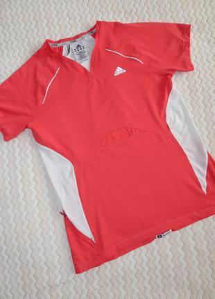 Футболка спортивная зональная adidas