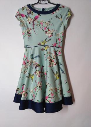 Платье подростковое ted baker 152 см 11 12 лет