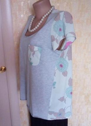 Стильная брендовая футболка/футболка/блузка/майка/кофта