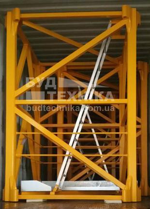Башенная секция (вставка, секция башни) Liebherr 120 HC