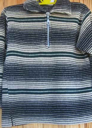 Теплый свитер батник на 5 лет,Турция