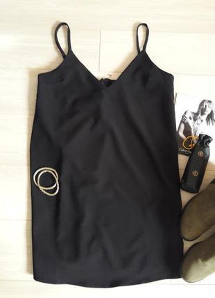Базовое/ платье /на бретелях /forever 21/размер m