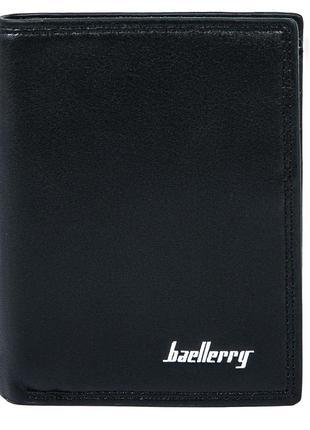 Мужской кошелек baellerry (d3001) long черный