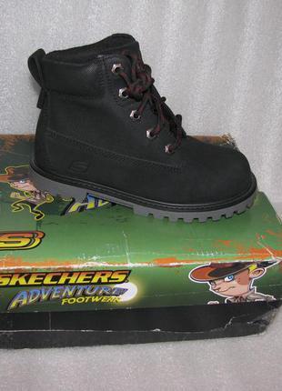 Skechers ботинки детские демисезон, р. 31
