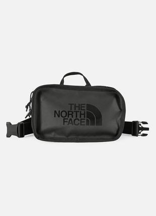 Сумка мессенджер бананка the north face explore pack оригинал ...