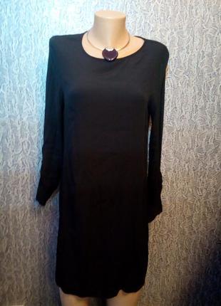 Чёрное вечернее платье. h&m.