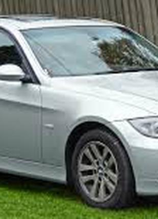 Стекло фары BMW 3 E90-E91 (2005-2011)  Ксенон