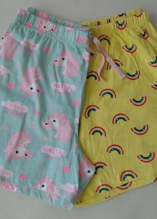 Пижама набор 2 ед. пижамные шорты primark 12-13 лет primark 15...