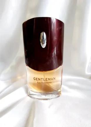 Туалетная вода gentleman мужская