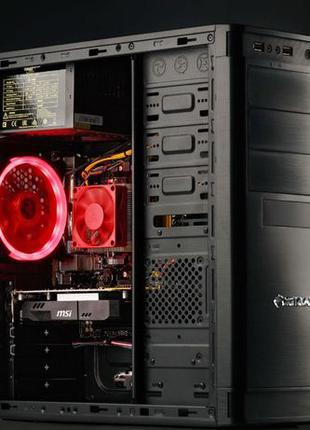 Системный блок CHALLENGER R1