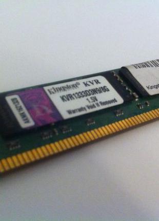 Kingston KVR1333D3N9/8G DDR3 8GB ОЗУ RAM