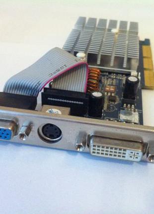 Видеокарта Nvidia GeForce FX 5200