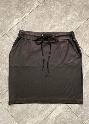 Юбка чёрная Top Secret