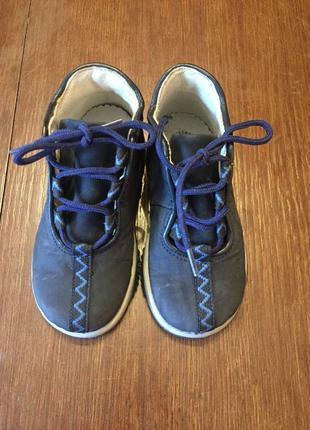 Ботинки treffal 21 р (13,5 см) демисезонные.