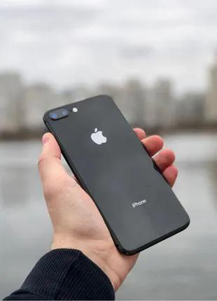 iPhone 8 Plus 64/256Gb Space Gray Neverlock Оригинал Гарантия