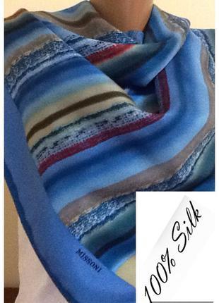 Брендовый платок от missoni