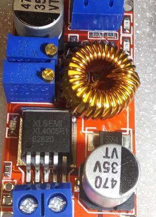 Преобразователь, трансформатор напряжения с ограничением по току