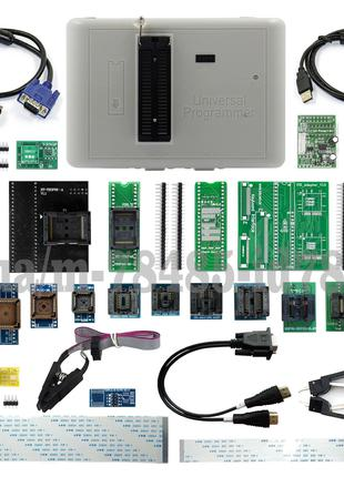 Программатор RT809H + комплект адаптеров /eMMC NAND BGA TSOP56