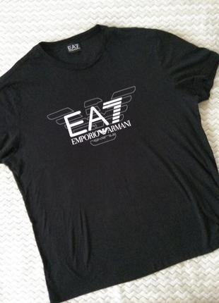 Майка футболка emporio armani