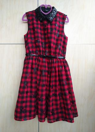 Платье george на 9-10 лет