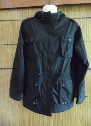 Куртка ветровка, denim co размер 12 –реально  идет на 50-52.