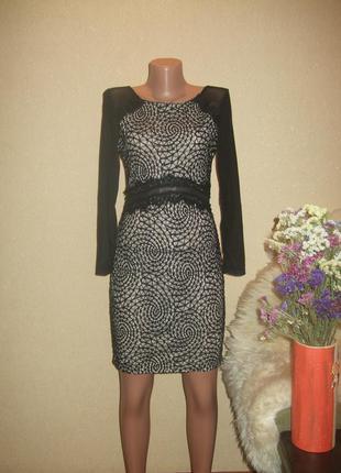 Новое красивейшее кружевное платье