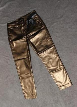 🔥🔥🔥новые укороченные женские брюки, штаны, джинсы с пропиткой ...