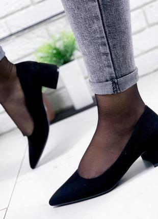 ❤ женские черные туфли балетки ❤