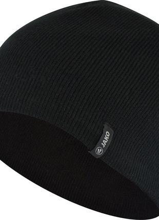Спортивная трикотажная шапка jako
