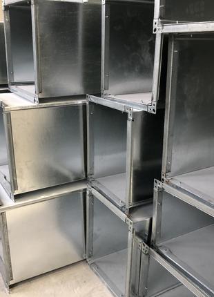 Любые элементы вентиляционных систем от производителя