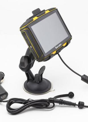 "Мото GPS навигатор Prolech 5"" MT5001 (Karadar), Android 4, 16gb"
