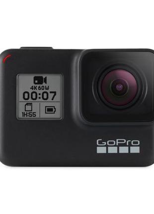 GoPro HERO 7 BLACK CHDHX-701-RW - Наличие, доставка, гарантия!