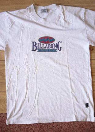 Футболка billabong з лого