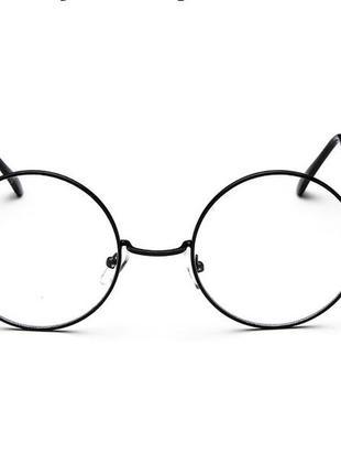 Очки с прозрачной линзой 427н