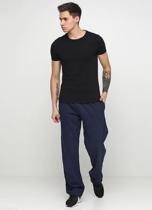 Спортивные демисезонные штаны со средней посадкой брюки liverg...