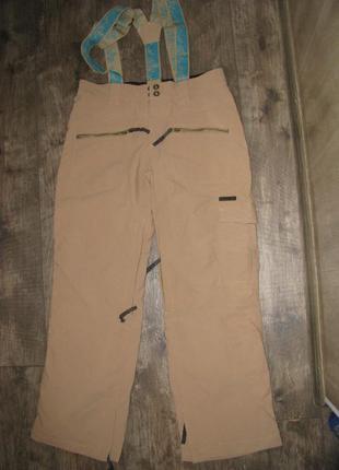 Лыжные штаны р.m spex с системой recco горнолыжные сноуборд ме...