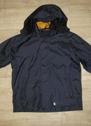 Куртка ветровка р.152 см дождевик на мальчика 11-12-13 лет