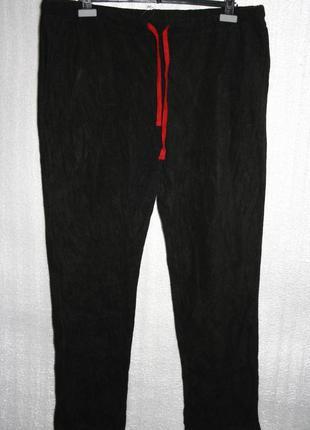 Флисовые брюки мужские штаны livergy, xl