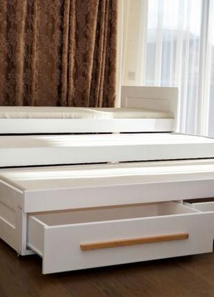 Кровать трехъярусная Николь