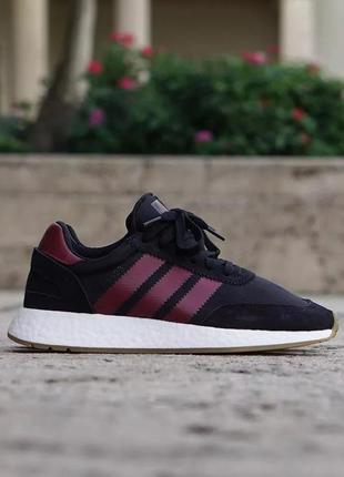 Оригинальные кроссовки adidas i-5923 black (b37946) черные адидас
