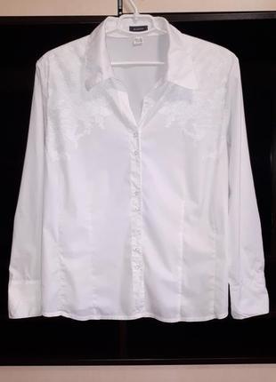 Красивая нарядная блуза раз.xxxl