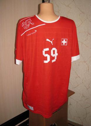 Мужская спортивная футболка xxl